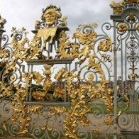 Hampton Court Palace Gates