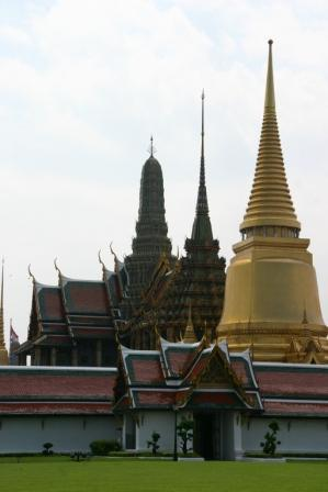 Wat Phrakaew and the Royal Grand Palace, Thailand