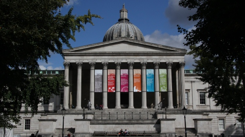 UCL Colonnade