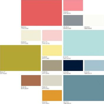 Living Scrapbook Colours