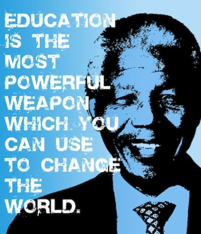 education-nelson-mandela-picture-quote