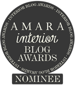 Amara Interior Blog Award Nominee