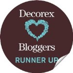 Decorex Loves Bloggers Badge