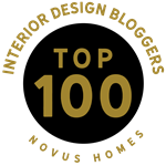 Novus Homes Top 100 Interior Design Bloggers